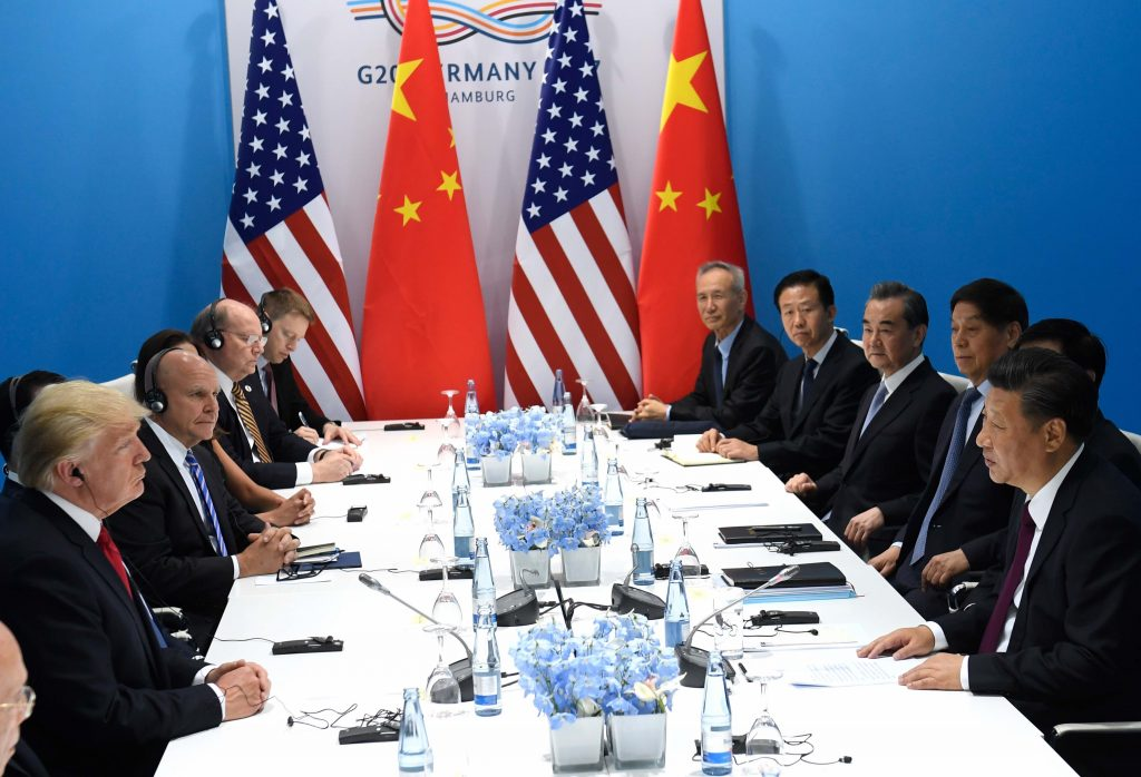 Rising Tensions Between US and China threatens Europe's Economy