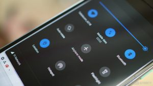 Using The Android Dark Theme
